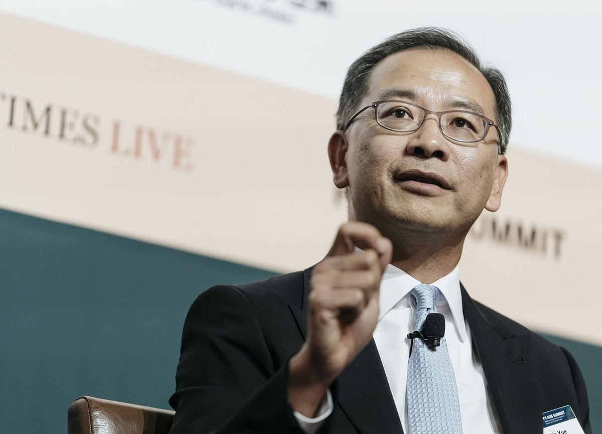 Hong Kong Names Eddie Yue as Next Monetary Authority Chief