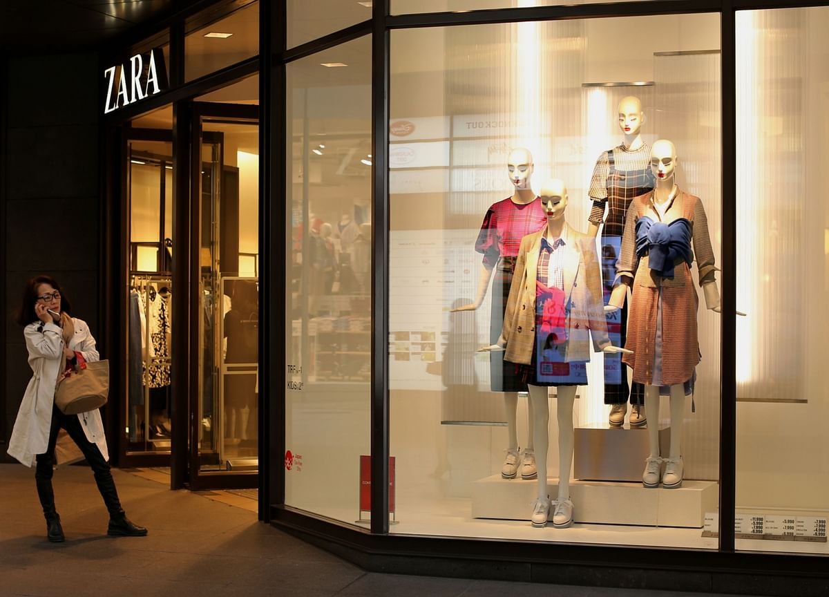 Zara's Hot Polka Dot Dress Beats Big Data