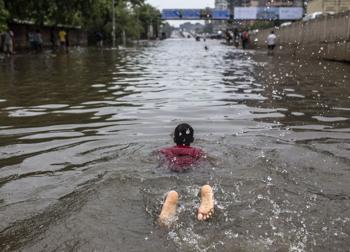 At Least Five  Indians Died Every Day In Rain-Related Weather Events Over Three Years