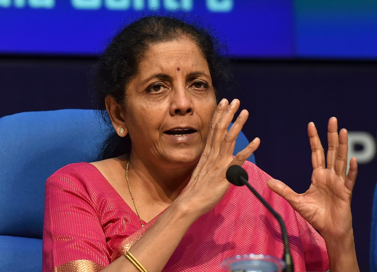 Nirmala Sitharaman Says India's Auto Slowdown Due To Change In People's Mindset