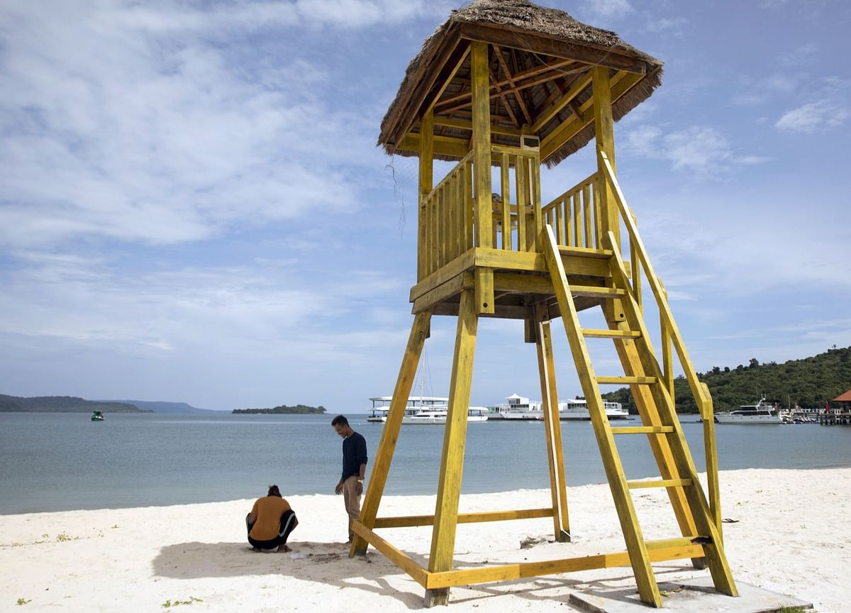 The U.S. Fears This Huge Southeast Asian Resort May Become a Chinese Naval Base