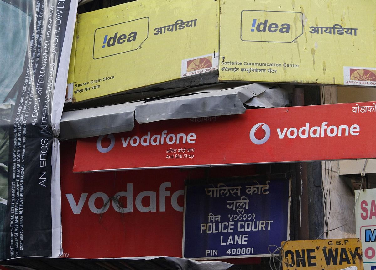 Vodafone Idea Sees Dramatic Wealth Erosion In  11 Months