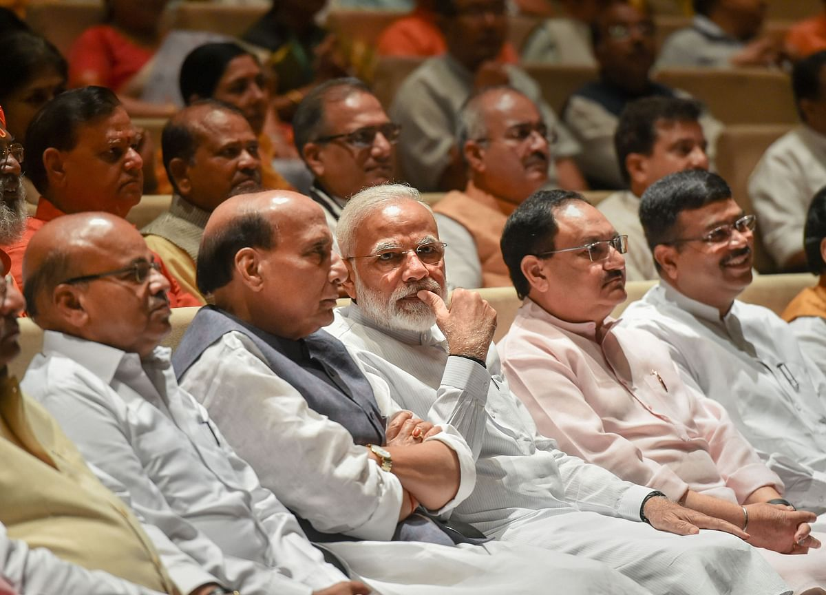 PM Modi Asks Ministers To Be Present In Parliament As Per Roster