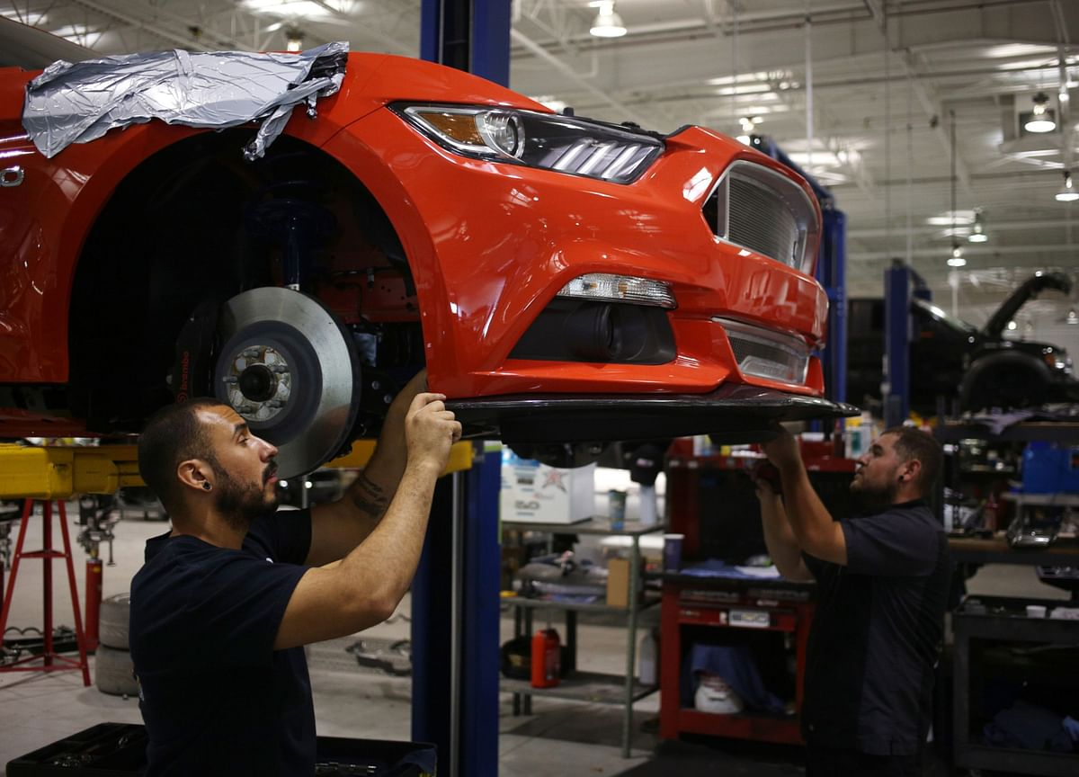 U.S. Companies Add Most Workers Since April, ADP Says