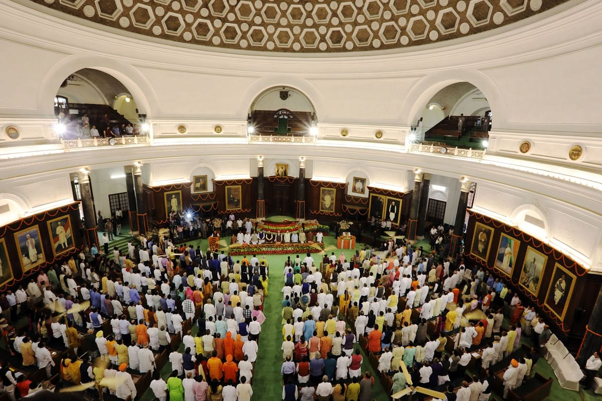 Government Considers Extending Parliament Session By 10 Sittings