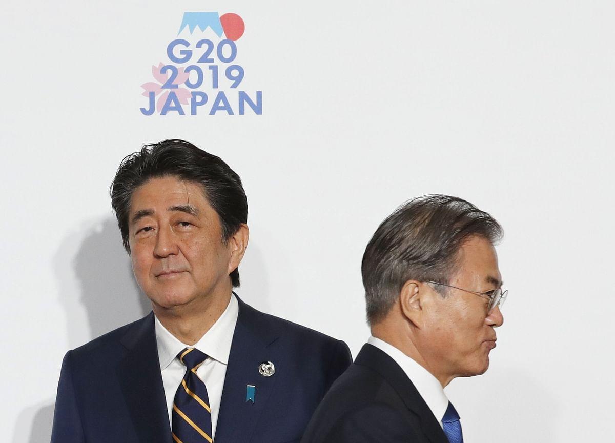 South Korea Warns Japanese Economic Blow Could Backfire