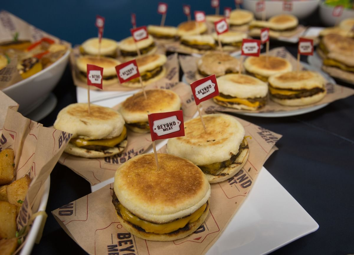 Beyond Meat Is Developing a Plant-Based Substitute for Bacon