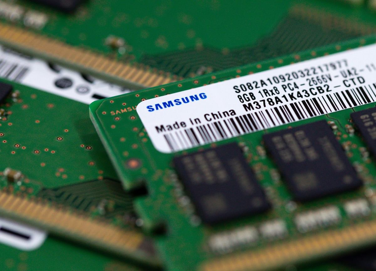 Samsung Secures Emergency Supply of Key Materials From Japan
