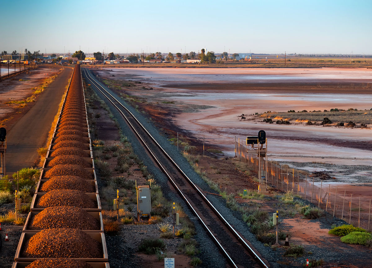 Australia's Iron Exports to Drop for First Time in 18 Years