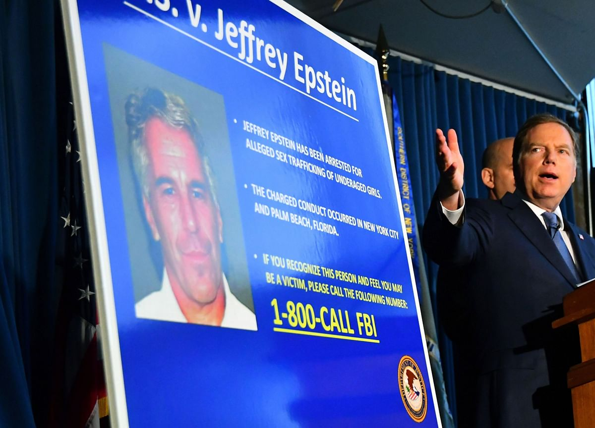 Jeffrey Epstein's Socialite Pal Ghislaine Maxwell Asks Court to Keep Files Sealed