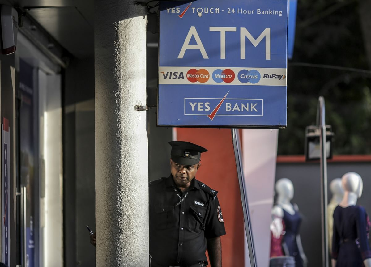 Yes Bank Shares Fall 8% On Report Of A Borrower Defaulting