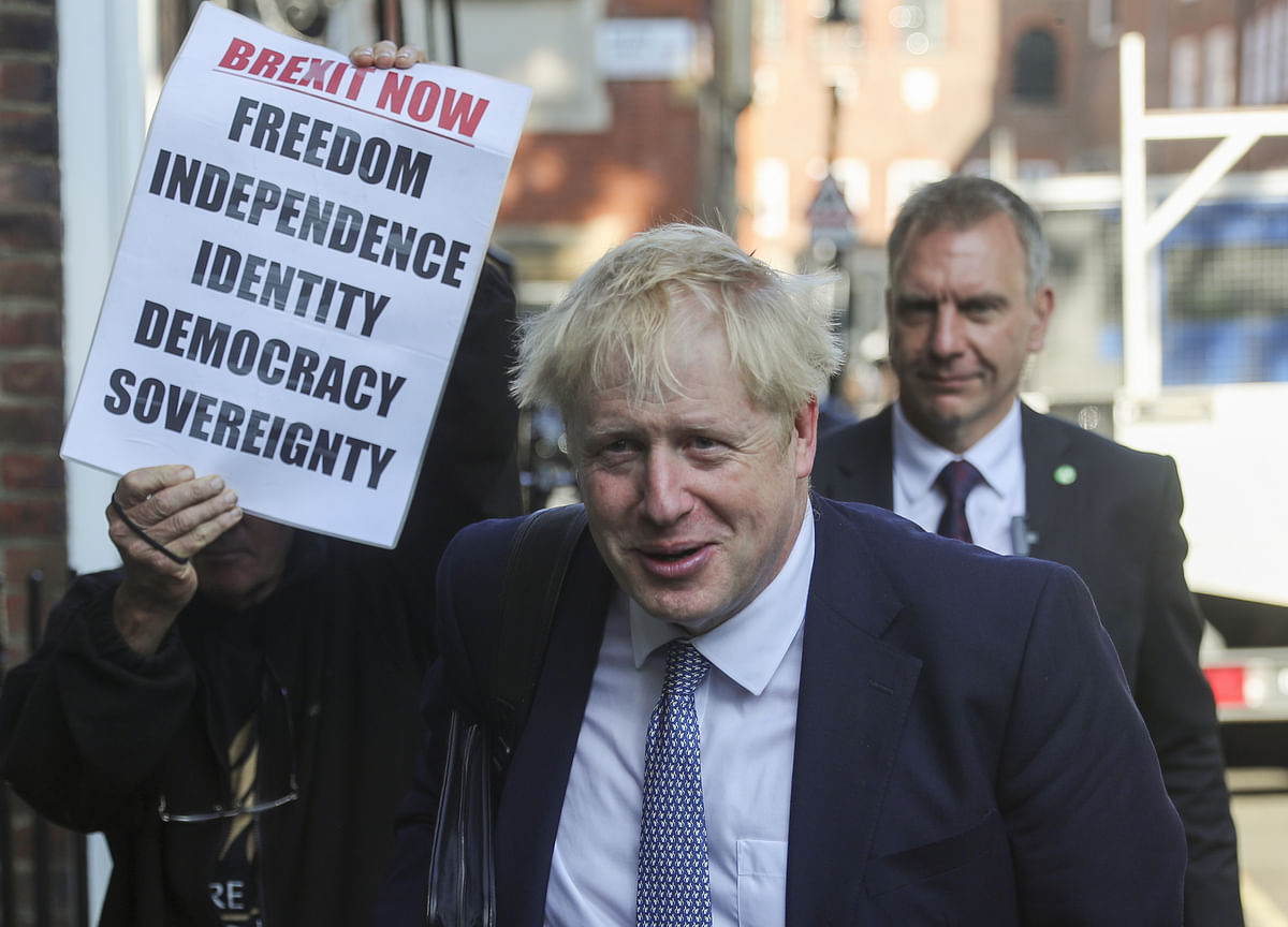 How Boris Johnson Plans to Deliver Brexit in 100 Days