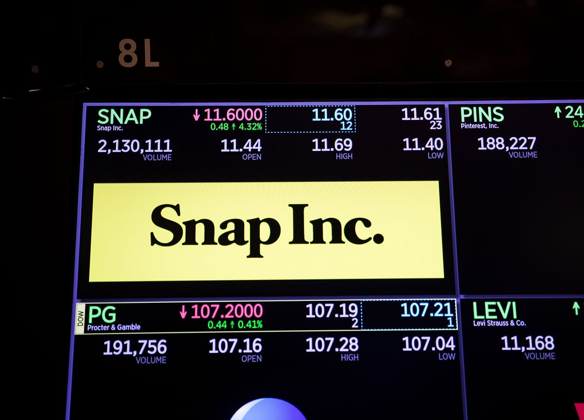Snap's Gender-Swap Filter Went Viral -- and So Did the Stock