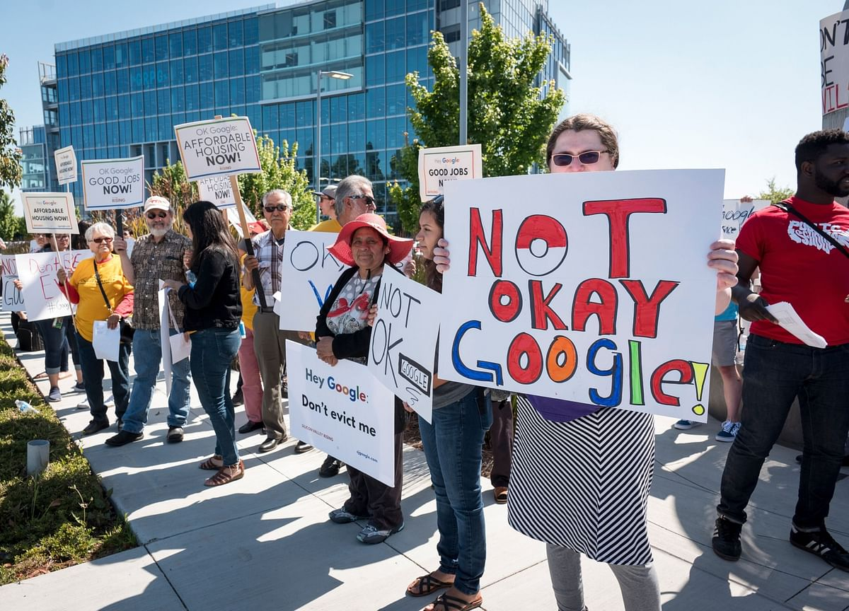 Google Protest Leader Leaves, Warns of Company's Unchecked Power