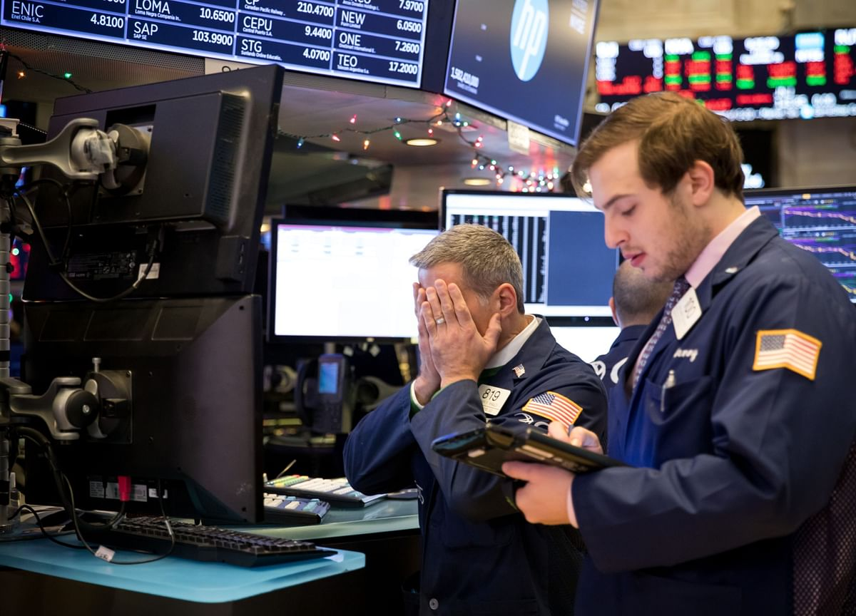 Wall Street's Trading Desks Endure Worst First Half in a Decade