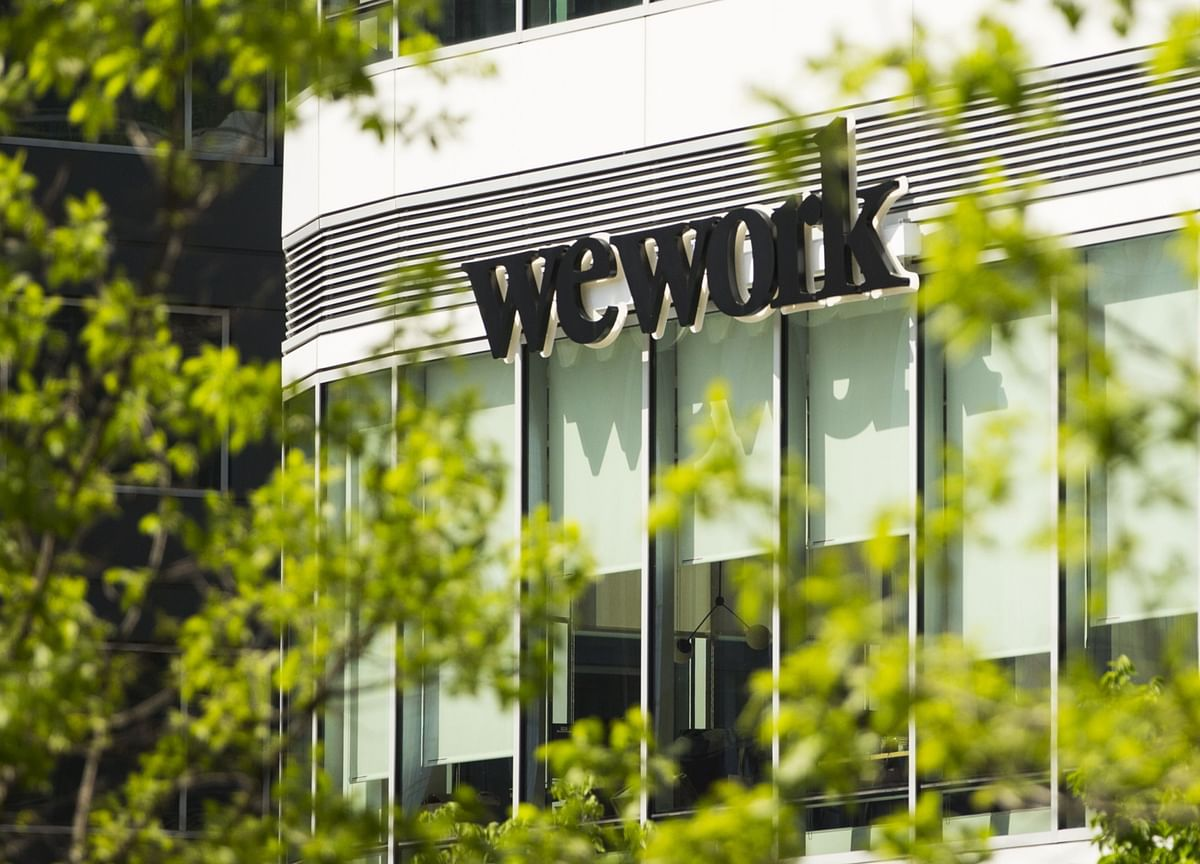 WeWork Is Looking to Go Public in September