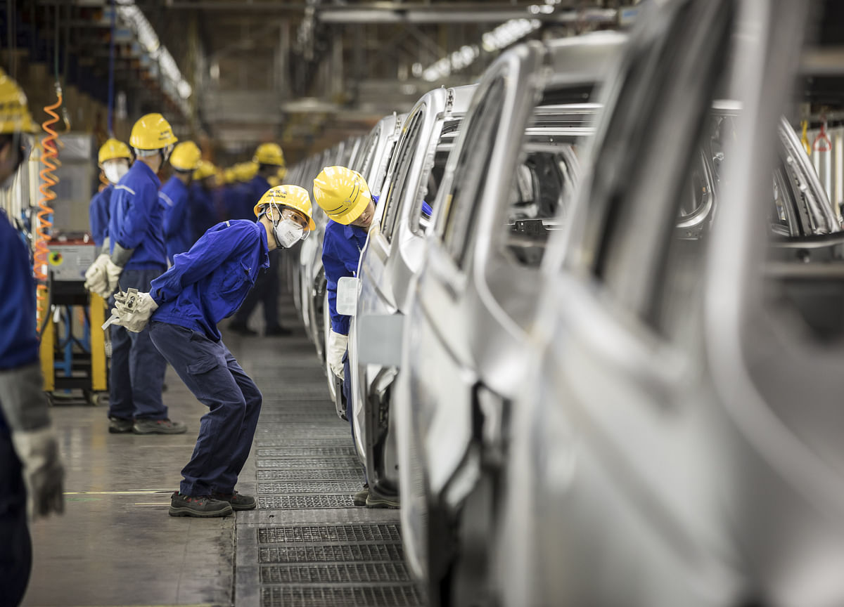 Chasing Global Sway, China's Car Industry Influence Rises