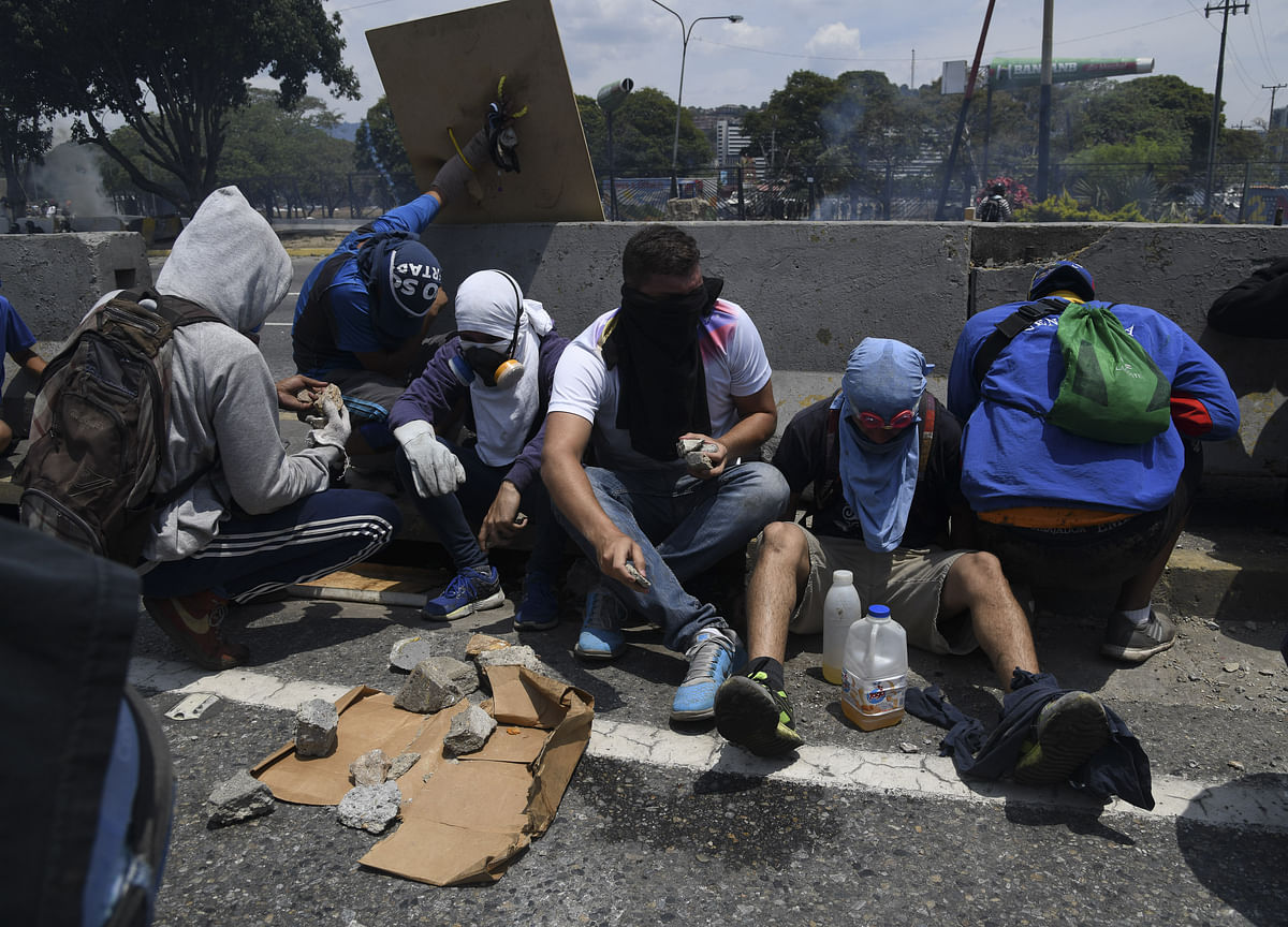 UN Says 'Grave Violations' of Rights Committed in Venezuela