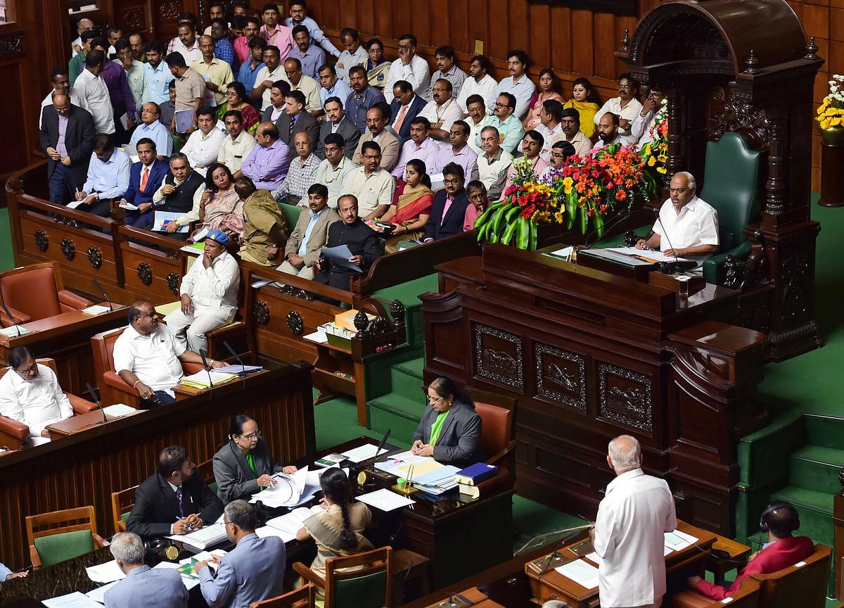 Karnataka Assembly Floor Test: Assembly Adjourned, Vote Shifted To July 22