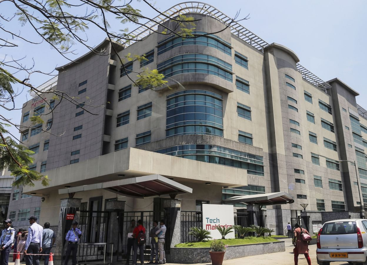 Pune Labour Office Issues Notice To Tech Mahindra On Alleged Pay Cuts
