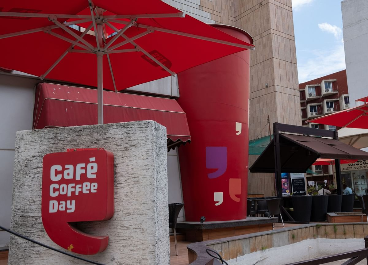 Coffee Day To Sell Its Bengaluru Tech Park To Blackstone For Up To Rs 3,000 Crore