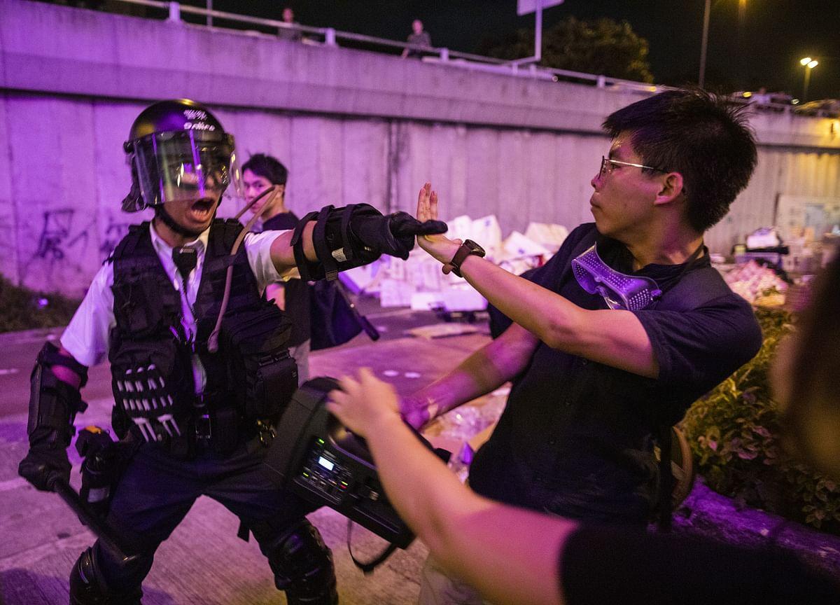 Google Warns Hong Kong's Joshua Wong of Government-Backed Hackers