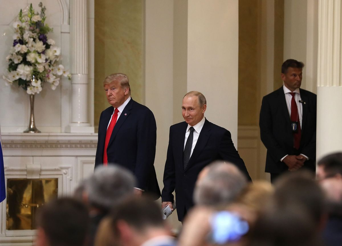 Trump Team Sees Window Opening for Russia Arms Control Talks