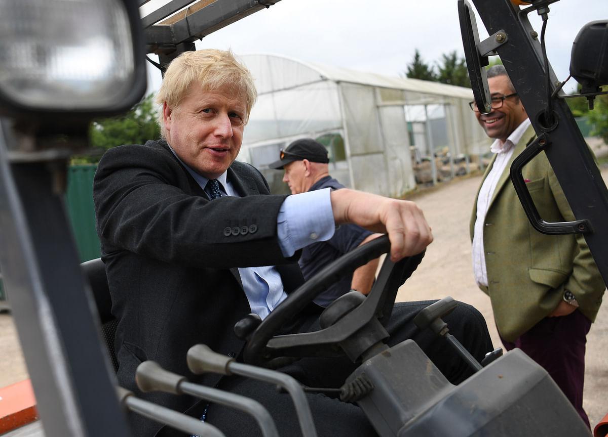 And the Winner Is Boris Johnson