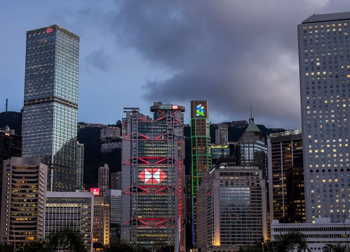 Hong Kong's GDP Has Been Dragged Down by Political Unrest, Trade War