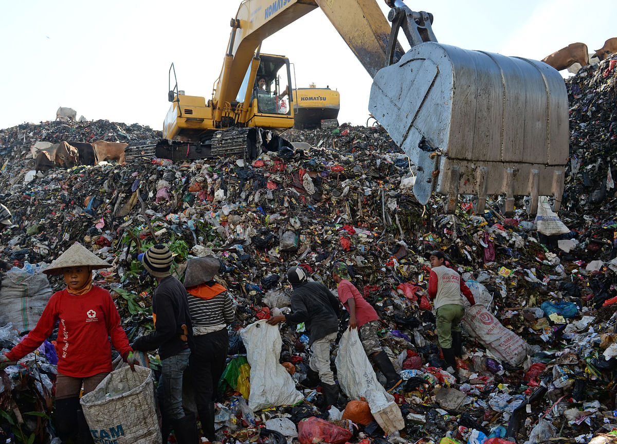 Indonesia Warns Rich Countries Against Making It Dumping Ground