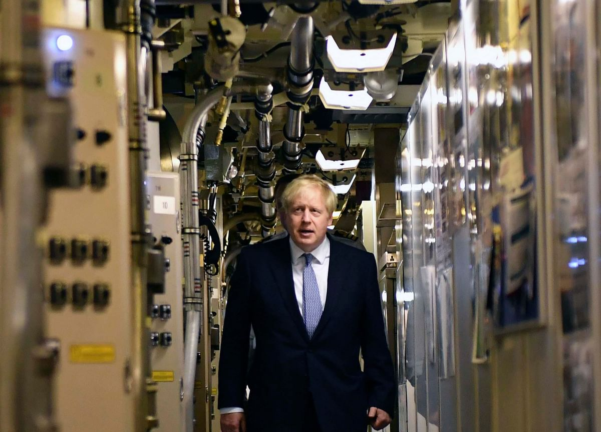 Johnson 'Confident' of Deal as Pound Falls: Brexit Update