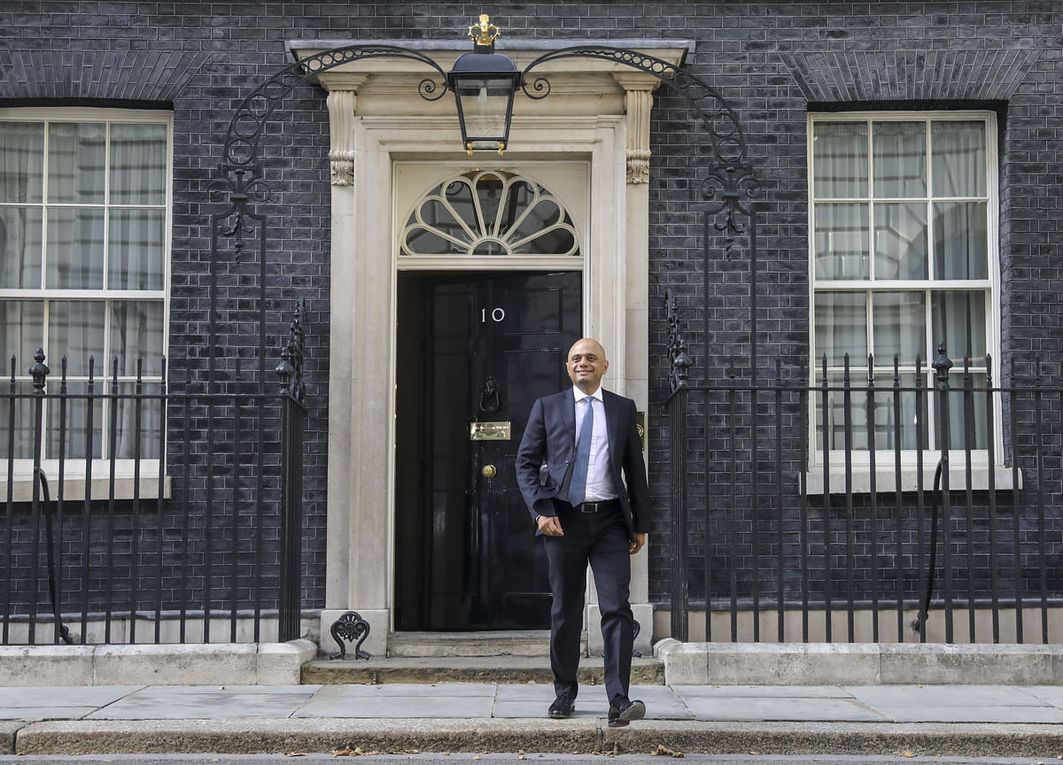 Sajid Javid Picked to Steer the British Economy Through Brexit