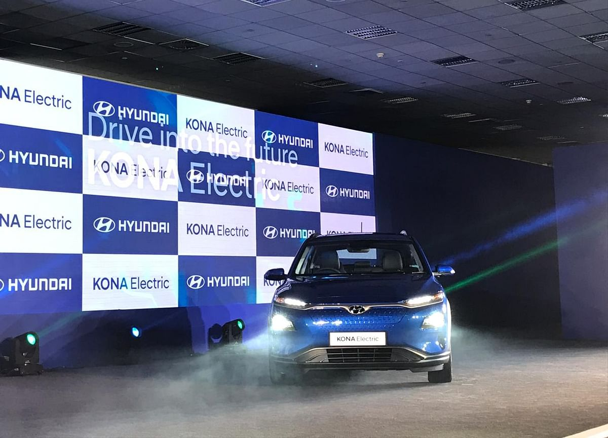 Hyundai Kona Prices Cut by Over Rs 1.50 Lakh After GST Rate Cut On EVs
