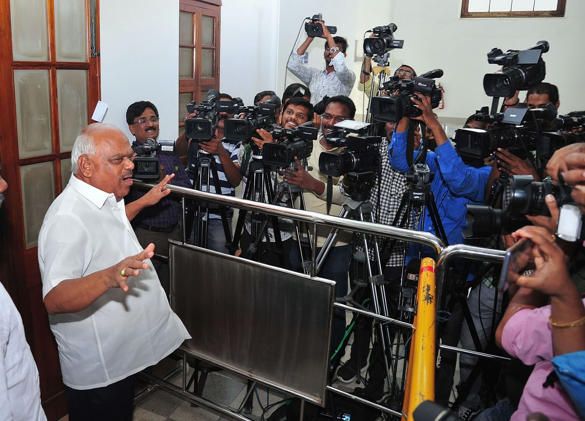 Karnataka Political Crisis: Speaker Says Under No Obligation To Accept MLA Resignations