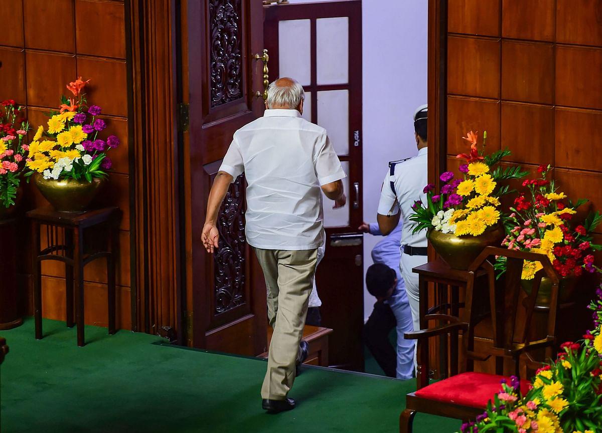 I Quit To Get My Freedom Back, Says Former Karnataka Speaker KR Ramesh
