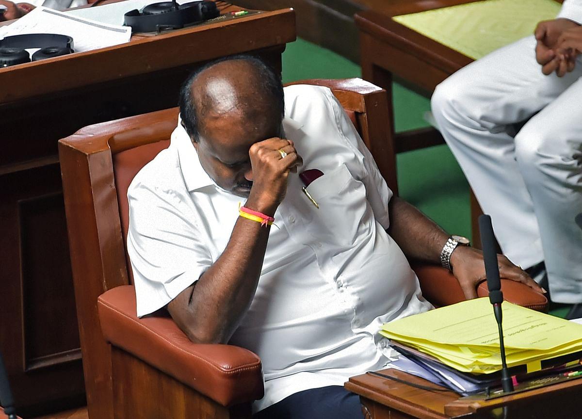 Karnataka Trust Vote: Assembly Adjourned Till Friday