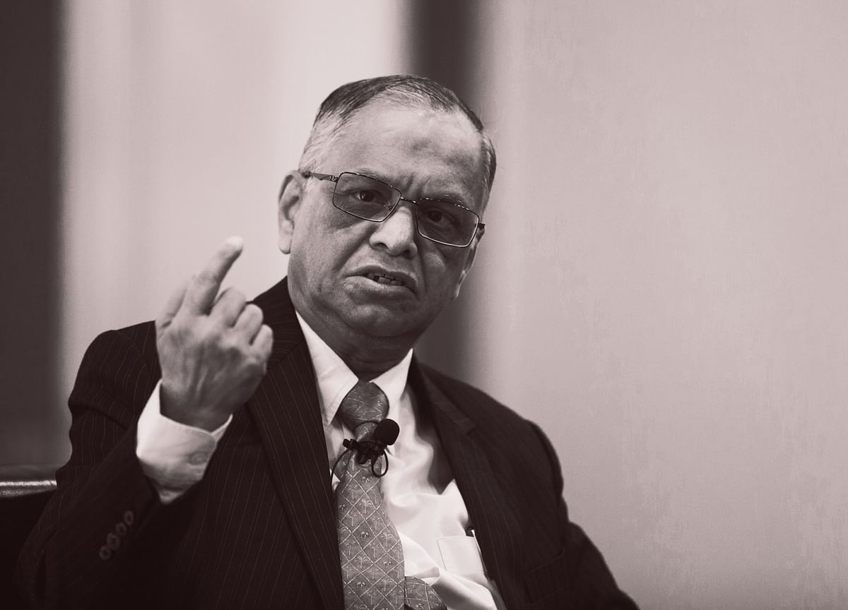 Blunt Talk Needed In Country Today, Narayana Murthy Says, Cites Spat With Sikka
