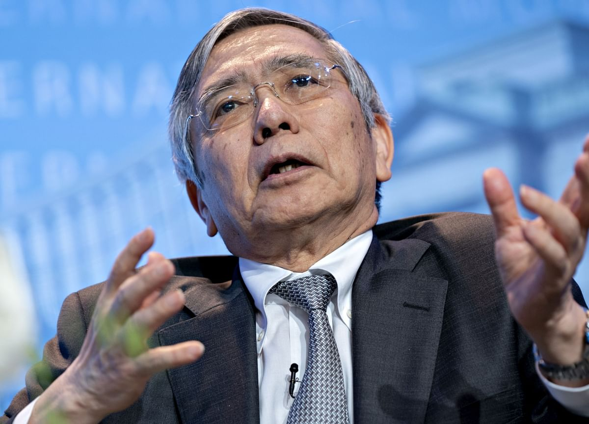 Kuroda to Keep Investors Guessing With Three-Month Policy Review