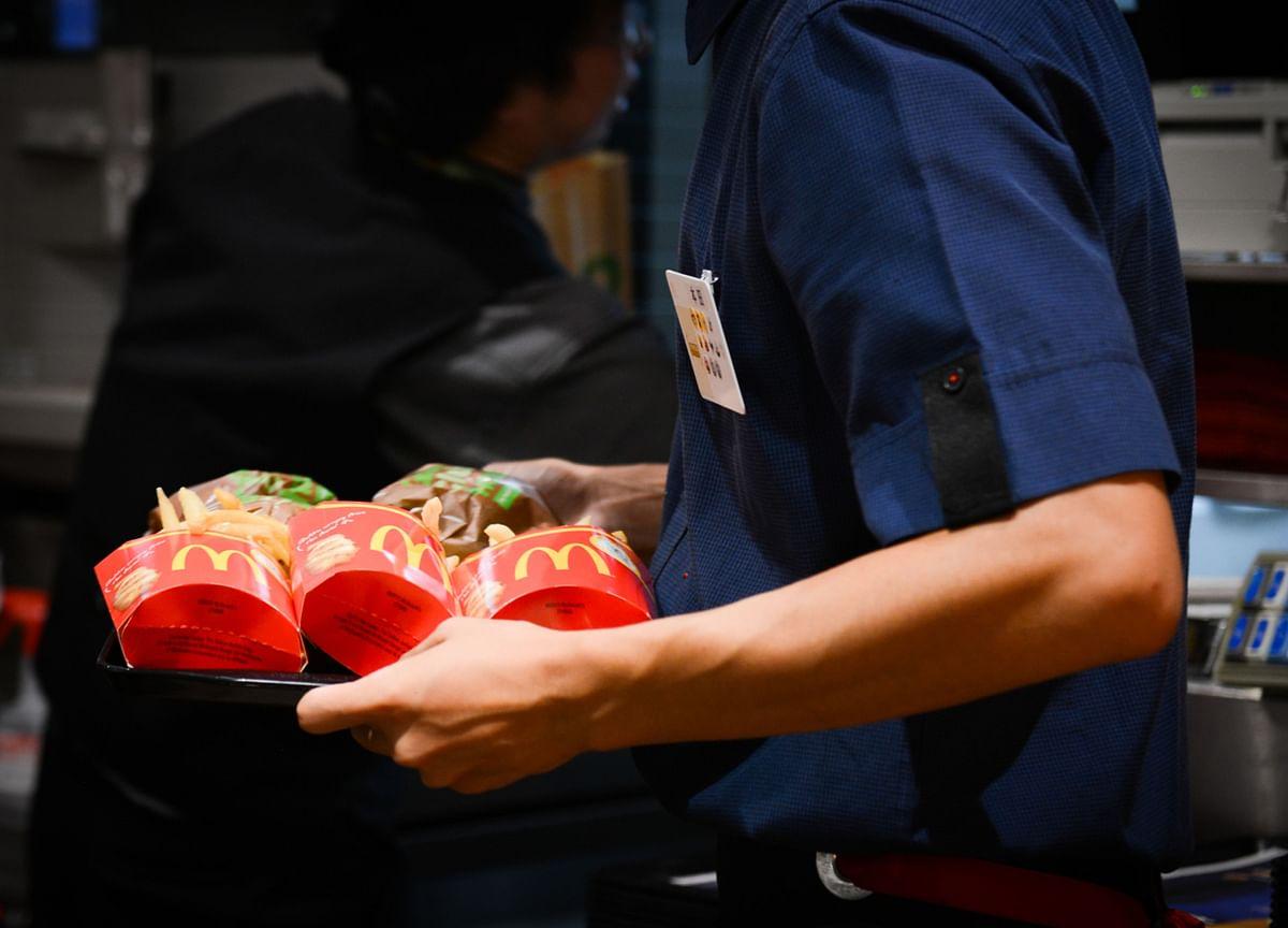 McDonald's Posts Biggest Global Sales Gain in Seven Years