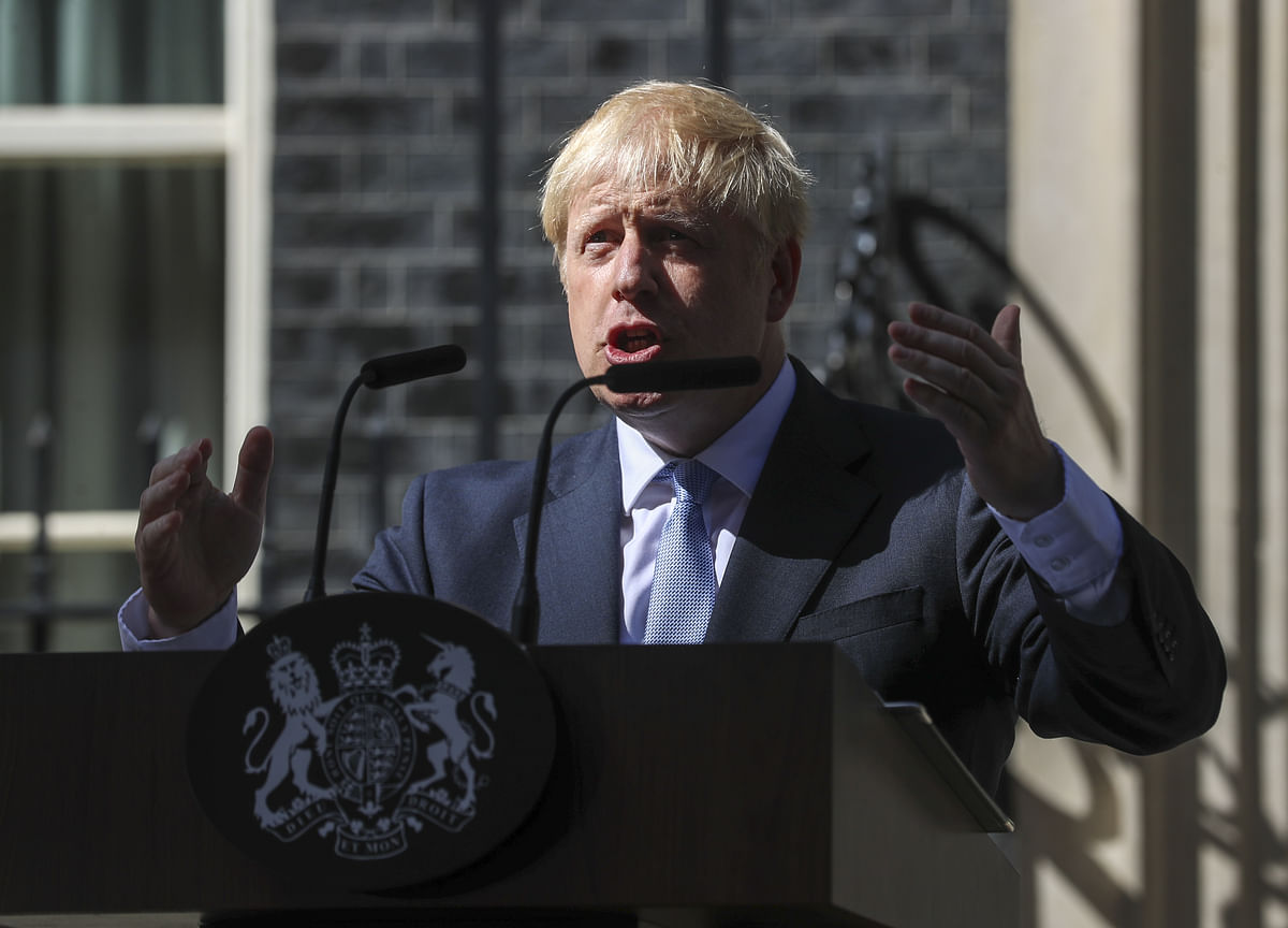 Johnson Says Avoiding No-Deal Exit 'Up to the EU': Brexit Update