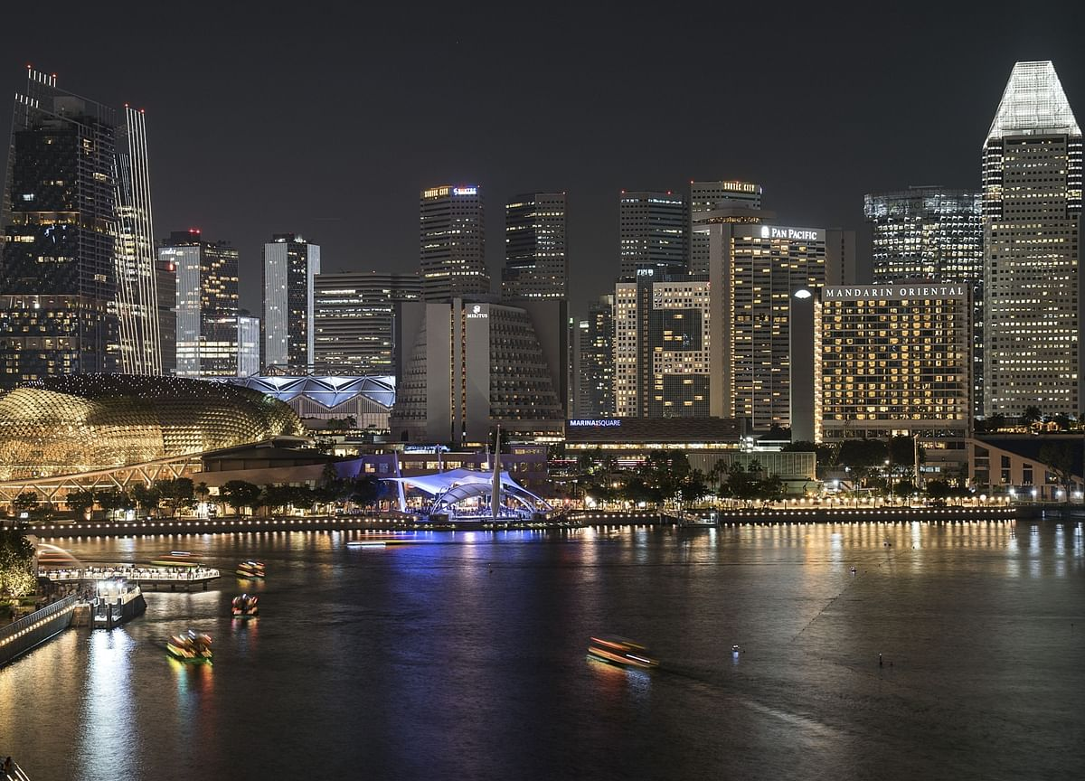 Singapore Economy Shows Some Signs of Hope as Trade War Drags On