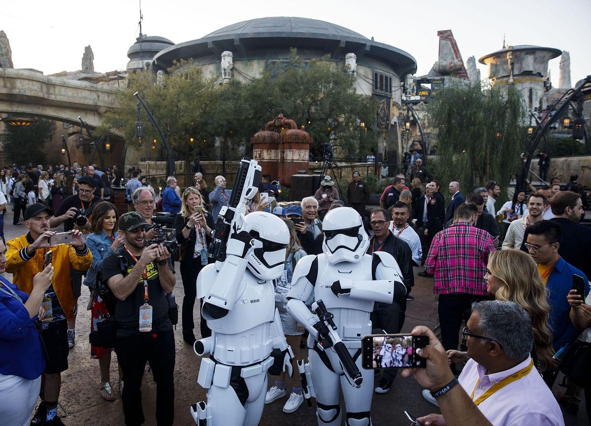 Disneyland Makes Surveillance Palatable—and Profitable