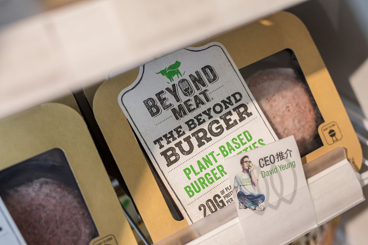 Beyond Meat and Tilray Have Little More to Share Than a Frenzy