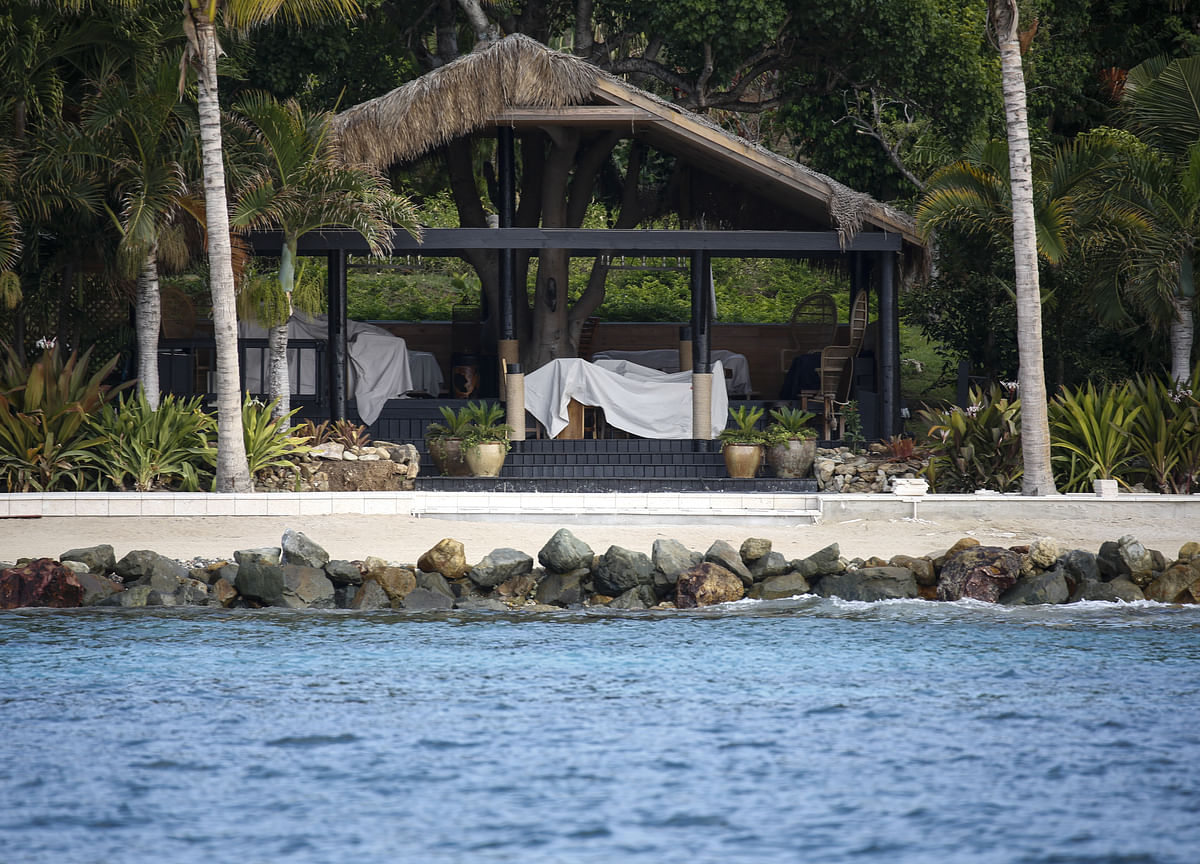 The Mystery Surrounding Jeffrey Epstein's Private Island
