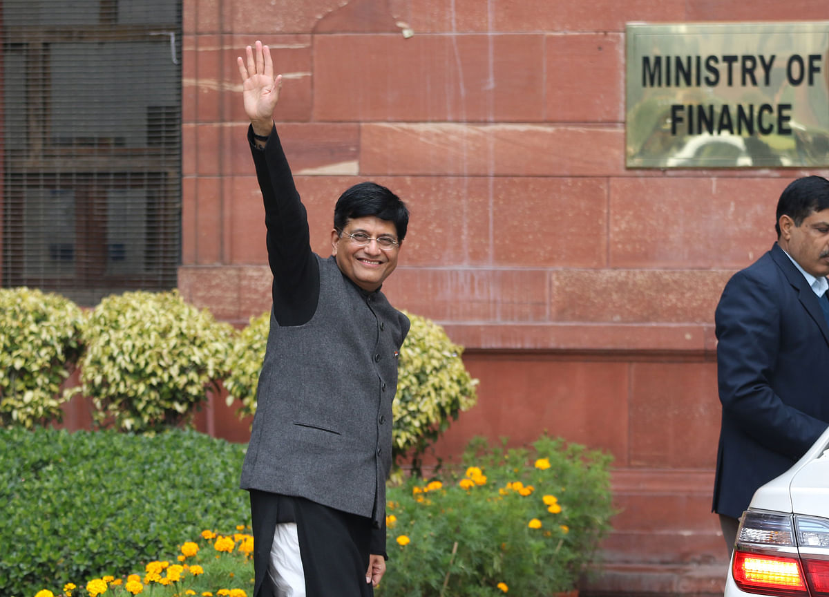 Budget 2019: Angel Tax, Other Issues Of Startups Are Now History, Says Piyush Goyal