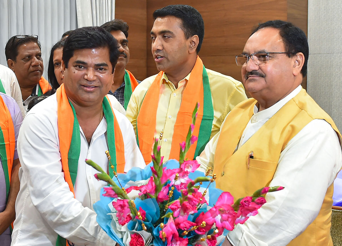 Three Ex-Congress MLAs, One From BJP Likely To Join Goa Cabinet