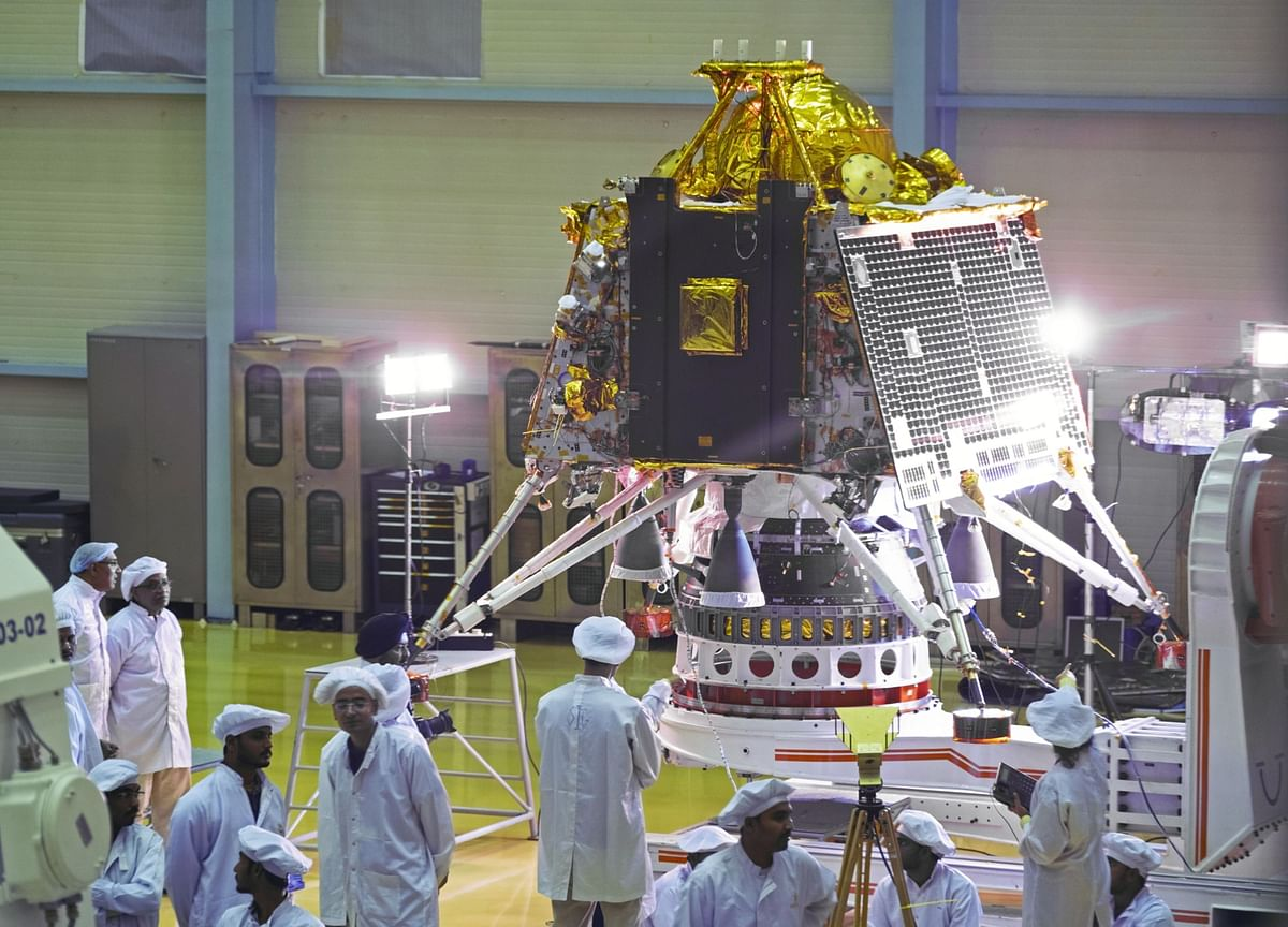 After Crucial Manoeuvre, Chandrayaan-2 Leaves Earth Orbit For Moon