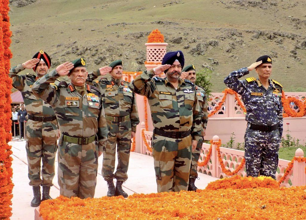 Kargil Victory Was Symbol Of India's Might, Says PM Modi