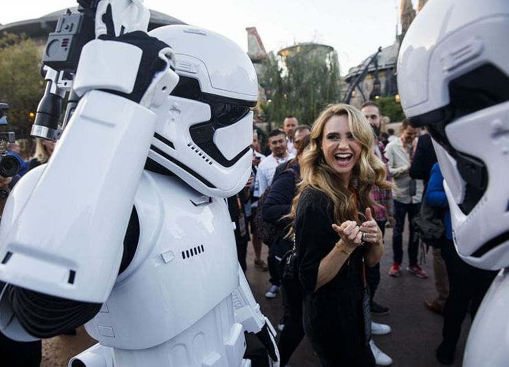 New Star Wars Rides May Help Boost Lighter-Than-Expected Crowds