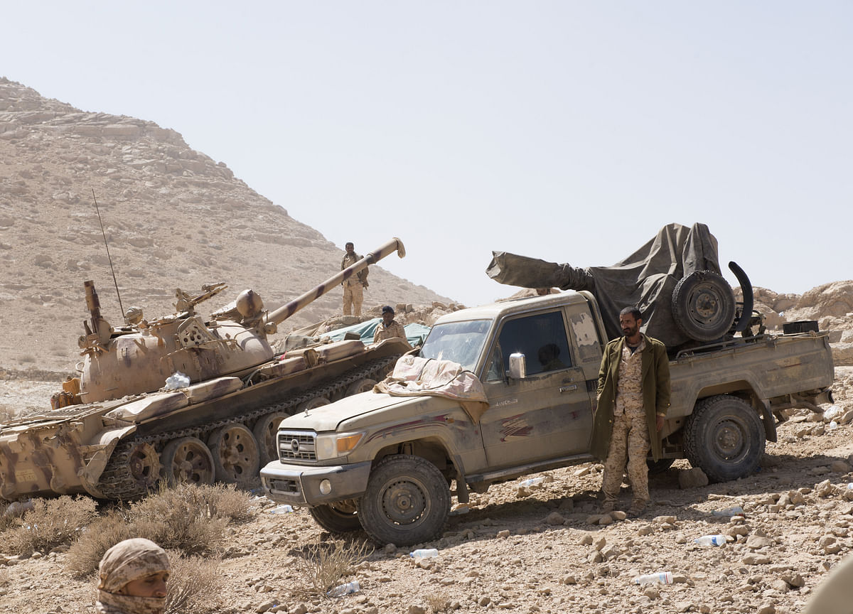 U.A.E. Tells Iran-Backed Yemen Rebels It's Time to End the War